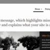 Tanjun Business WordPress Theme